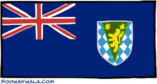 Georgia Flag South Georgia And The South Sandwich Islands Flag