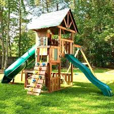 kids backyard playgrounds sets the latest play set home