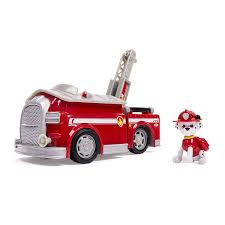 fire truck halloween basket amazon com nickelodeon paw patrol on a roll marshall toys u0026 games