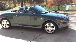 2001 audi tt quattro for sale hd 2002 audi tt convertible green turbo for sale see