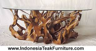 teak root dining table base tree trunk bedside table images rustic bedroom decorating ideas a