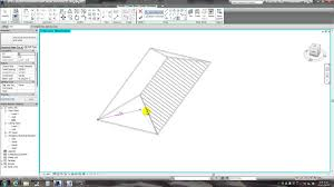 revit tips creating rafters with beam system youtube