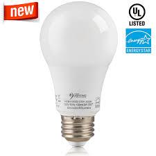 60w Led Light Bulb by 9w A19 Led Light Omni Directional Bulb 300 Beam Angle E26 Medium Base