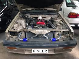nissan altima coupe engine swap nissan skyline r31 with a sr20det u2013 engine swap depot