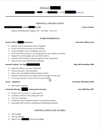 Correctional Officer Resume Examples by Applying For A Corrections Officer Position Could You Critique My