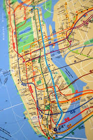 Queens College Map Mta Gives Peek At Updated Subway Map With Second Ave Line Ny