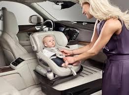 siege auto passager avant un siège auto premium pour le xc90