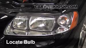 bulb failure position light volvo s60 parking light change 2001 2009 volvo s60 2004 volvo s60 2 5t awd