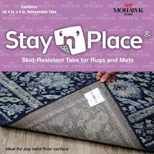 Keep Rug In Place Rug Padding U0026 Grippers Rugs The Home Depot
