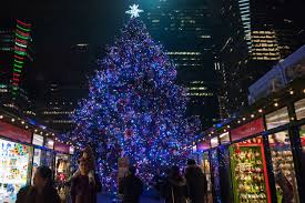 Christmas Trees New York The Best Christmas Trees In Nyc 2017