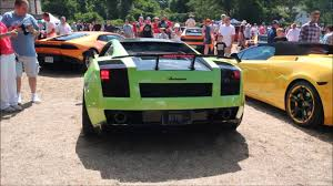 Lamborghini Gallardo Twin Turbo - twin turbo lamborghini gallardo rev u0027s and acceleration youtube
