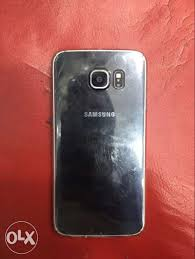 okay phone samsung s6 okay phone no problem only phone noida mobile