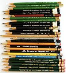 a comparison of pencils