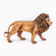 lion figurine majestic lion figurine strongwater the house of things