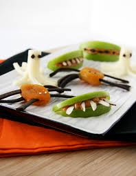 Halloween Treats And Snacks Easy And Healthy Halloween Snacks Natural Noshing