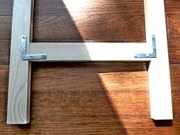 Easel Floor L Vintage Home Diy Easel Chalkboard