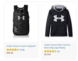 black friday deal of the day save up to 40 on under armour
