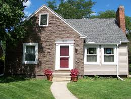Home Exterior Design Brick And Stone Decorating Optional Brick Veneer By Genstone Siding For Exterior