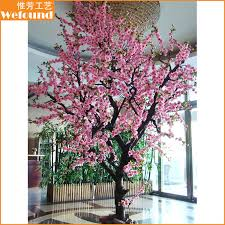 artificial tree artificial cherry blossom tree artificial plants