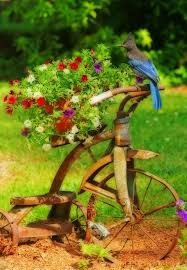 295 best garden on wheels images on pinterest pots flower