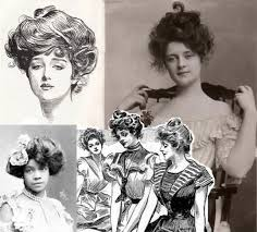 hairstyles from 1900 s top early 1900s hairstyles