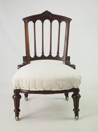 Bedroom Chairs Uk Only Small Victorian Bedroom Chair Or Dressing Table Chair 423055