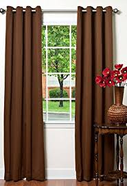 Blackout Curtains Grommet Amazon Com Best Home Fashion Thermal Insulated Blackout Curtains