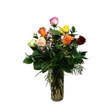 newberry brothers florist event design decor assorted rose arrangement