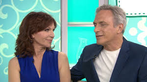 lou henner book marilu henner and husband cancer struggle recovery