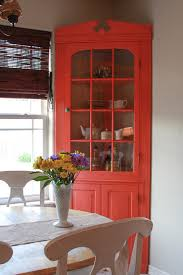 China Cabinet In Kitchen China Cabinet Makeover