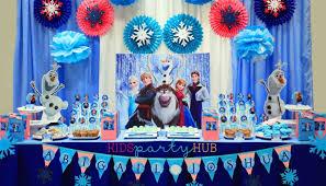 Theme Party Decorations - disney frozen birthday decoration ideas image inspiration of