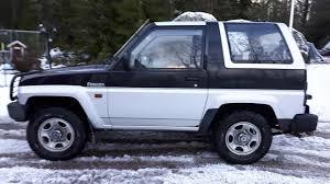 1990 daihatsu rocky daihatsu feroza 4x4 1991 used vehicle nettiauto