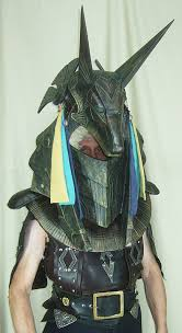 Anubis Halloween Costume Jaffa Serpent Guard