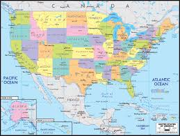 Physical Map Of North America by Geo Map United States Of America Map Physical Map Of United