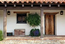 Hacienda Decorating Ideas Hacienda Decorating Ideas Exterior Rustic With Flooring