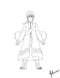 awesome naruto coloring pages 13 free coloring book
