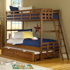 Bunk Bed With Trundle Attractive Bunk Bed With Trundle Bed Design Ideas