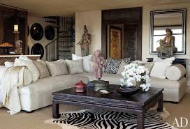 Exotic Interior Design by The Most Exotic Rugs For Your Summer Inspired Living Room