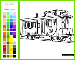 lionel coloring pages o gauge railroading on line forum
