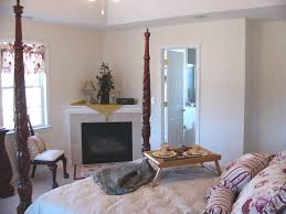 Master Bedroom Small Sitting Area Master Bedroom Traditional Master Bedroom With Fireplace And