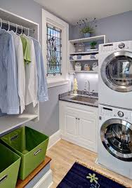 small laundry room ideas stackable washer dryer laundry room