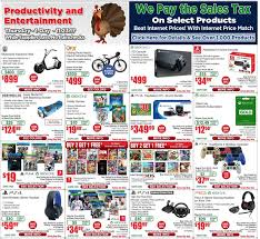 fry s electronics thanksgiving 2017 ad scan deals and sales sign up