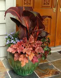 Flower Pots - 25 best fall flower pots ideas on pinterest fall potted plants