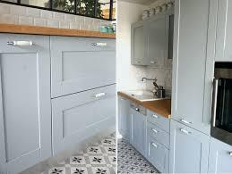 cuisine peinture grise repeindre meuble cuisine rustique frais renovation cuisine peinture