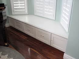Making A Bay Window Seat - interior how to make a storage bench seat new plans for building