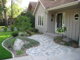 Landscaping Ideas For Front Of House by Front Yard U0026 Entryway Curb Appeal Ideas For Your Home Landscape