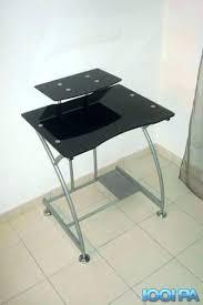 petit bureau en verre petit bureau verre bureau verre trempe bureau bureau verre trempac