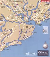 charleston area convention and visitors bureau charleston sc helpful area maps of downtown charleston the citadel the