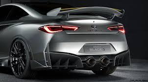 infiniti car q60 2017 infiniti q60 black s concept