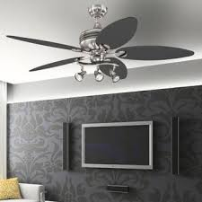 ceiling fan with grey blades winston porter 52 frton 5 blade ceiling fan reviews wayfair ca